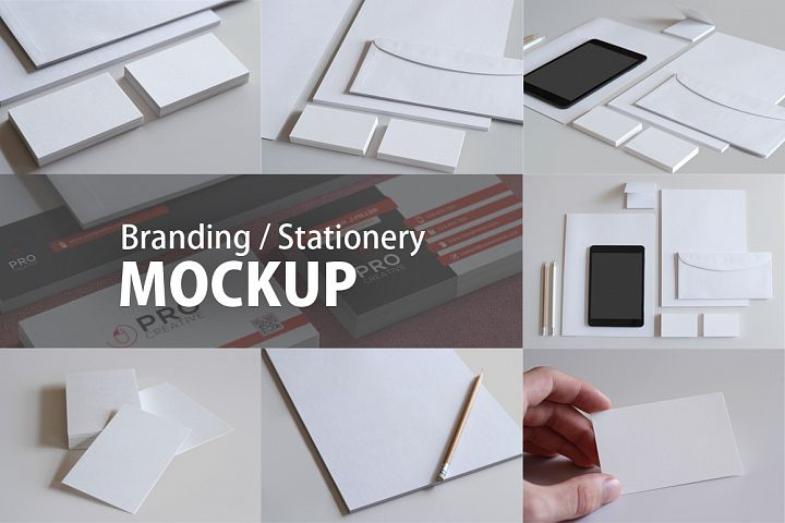 Branding / Stationery Mockup