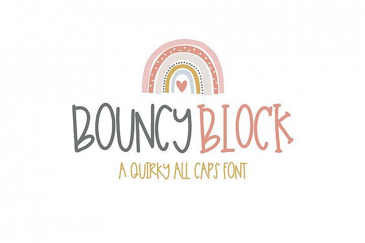 Bouncy Block