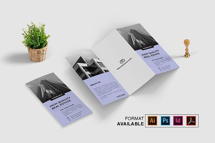 Corporate Trifold Brochure Vol. 2