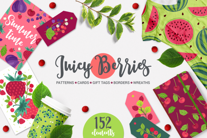 Juicy Berries Kit
