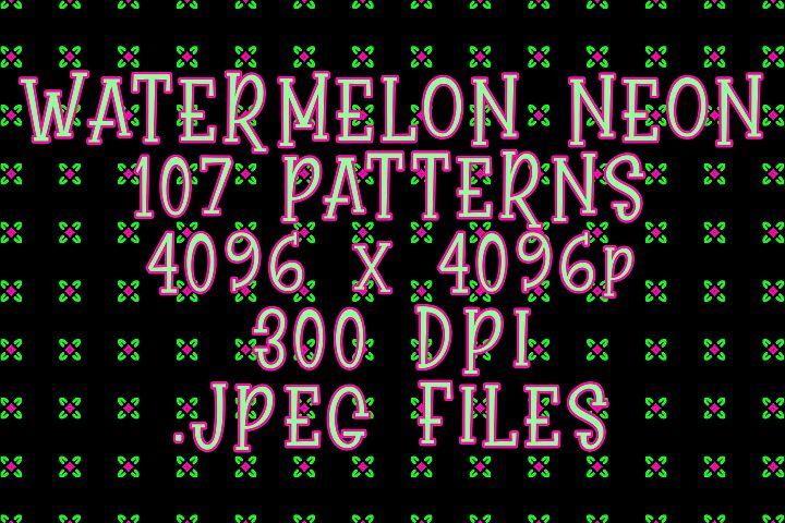 Watermelon Neon