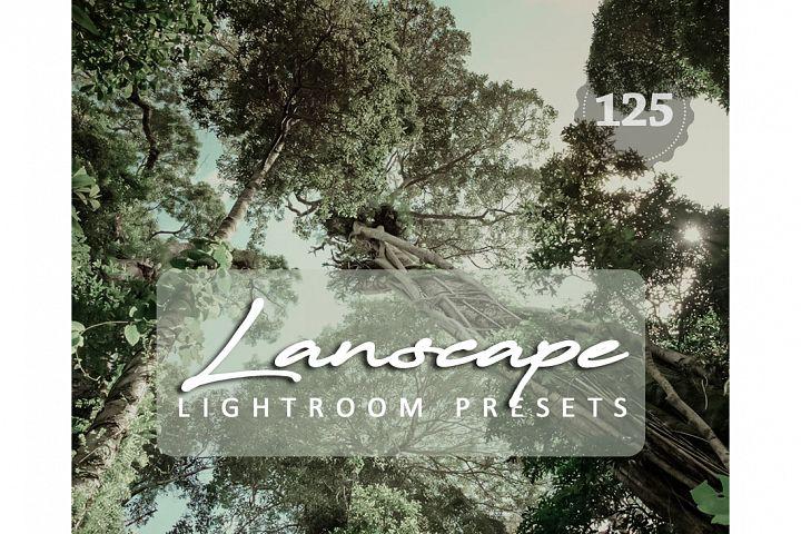 Lanscape Cinema Lightroom Presets