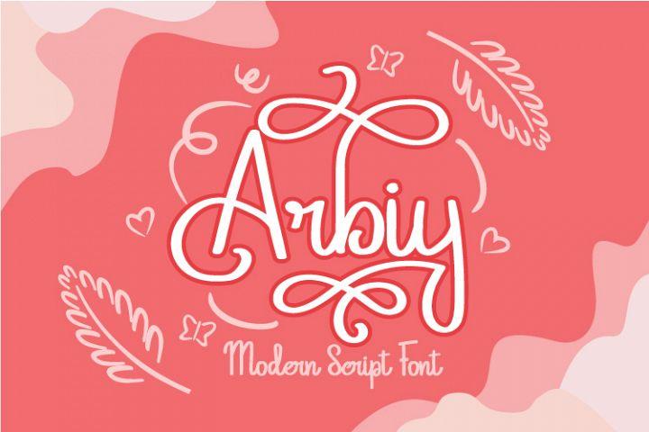 Arbiy