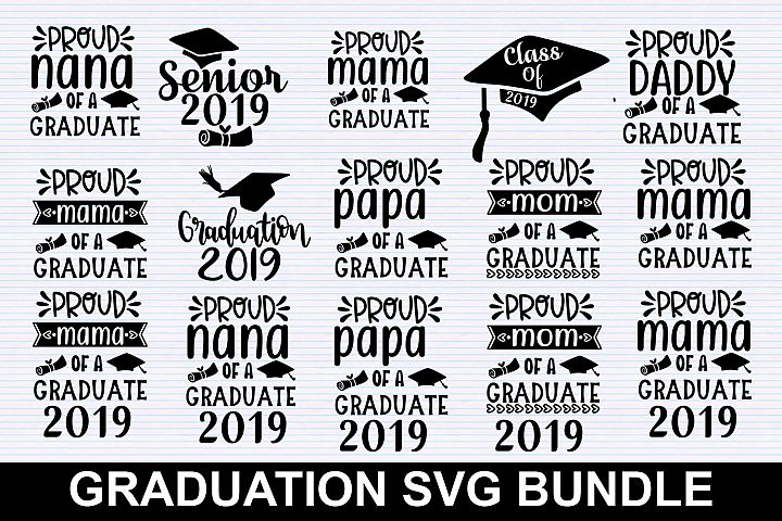 Graduation Bundle svg files