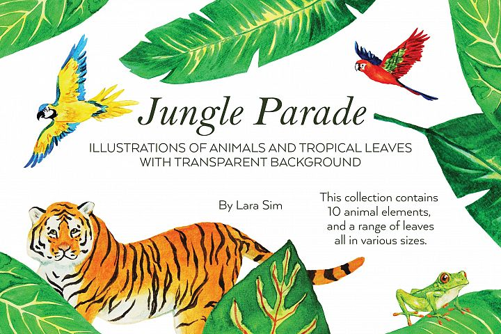 Jungle Parade