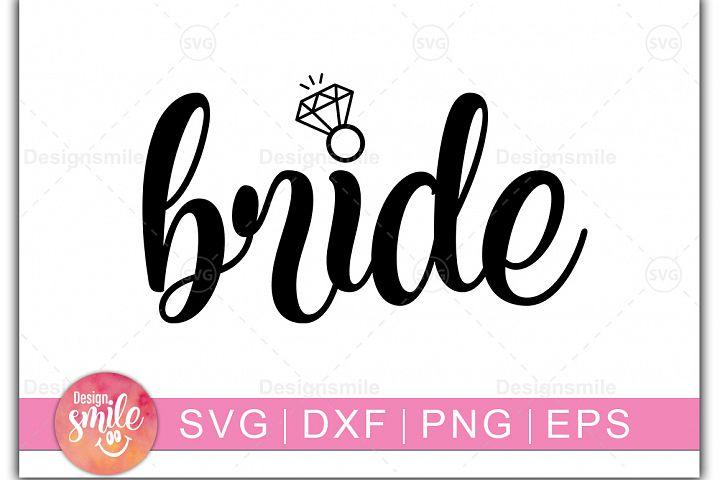 Bride SVG | wedding svg |Engagement svg