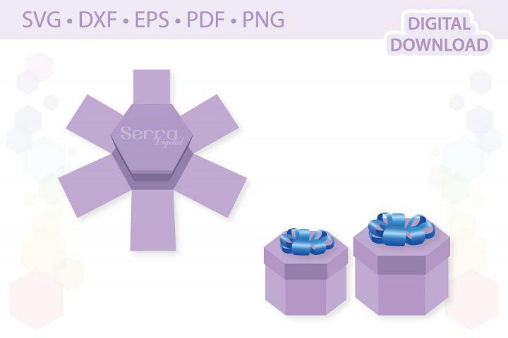 Polygonal Explosion Boxes cut file