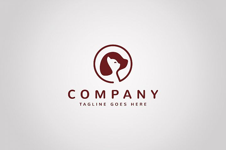 Pets Logo Template