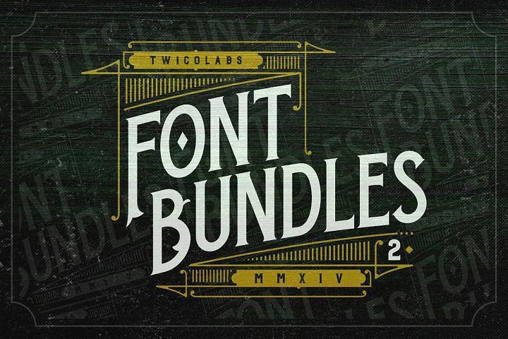 Fontdation Bundles 2