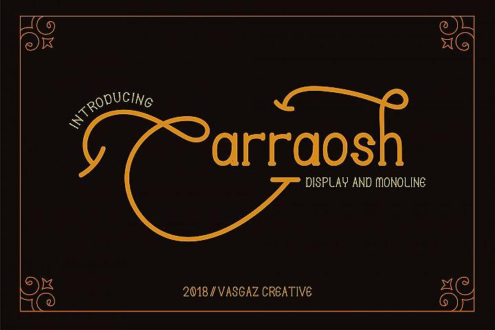 Carraosh