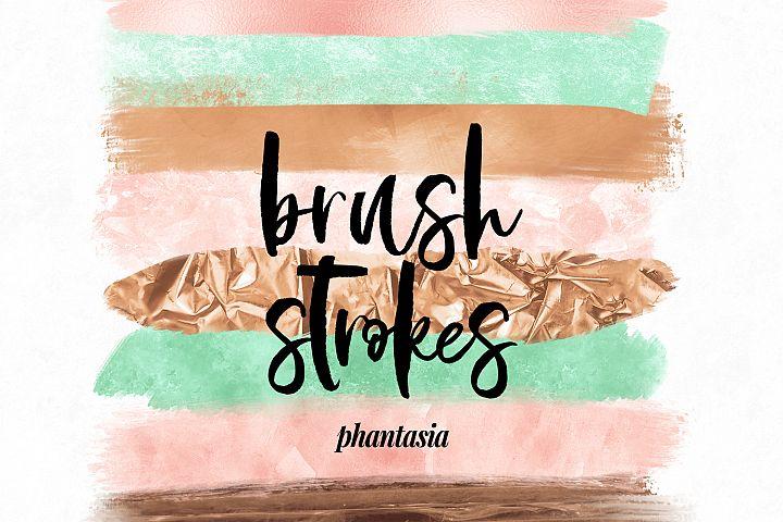 Back to School Brush Strokes