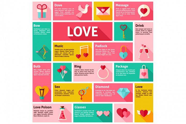 Valentine Day & Love Infographics example 4