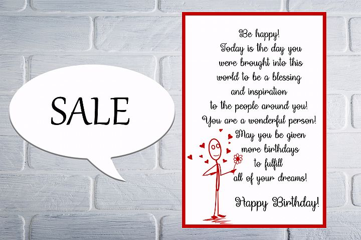 Lovely Birthday Card, Happy Birthday Card, Creative,OFF50