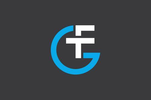 GFT-GTF-TFG-FTG-MONOGRAM-LOGO