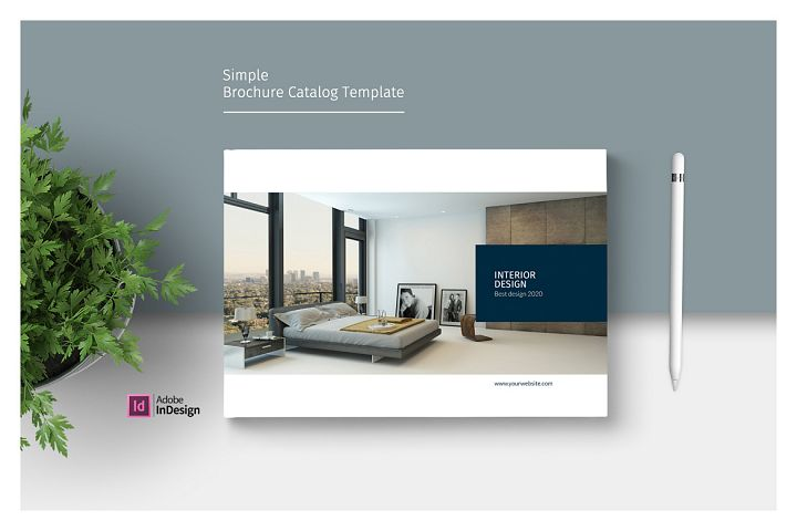 Simple Brochure Catalog