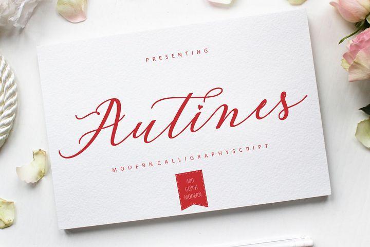 Autines Script