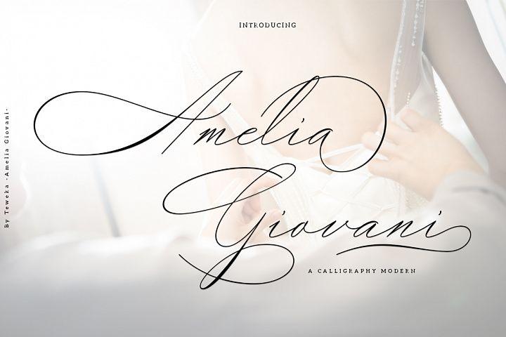 Amelia Giovani