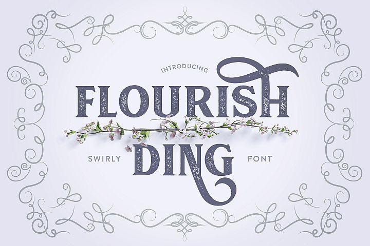 Flourish Ding
