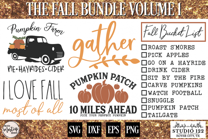 Fall Design Bundle