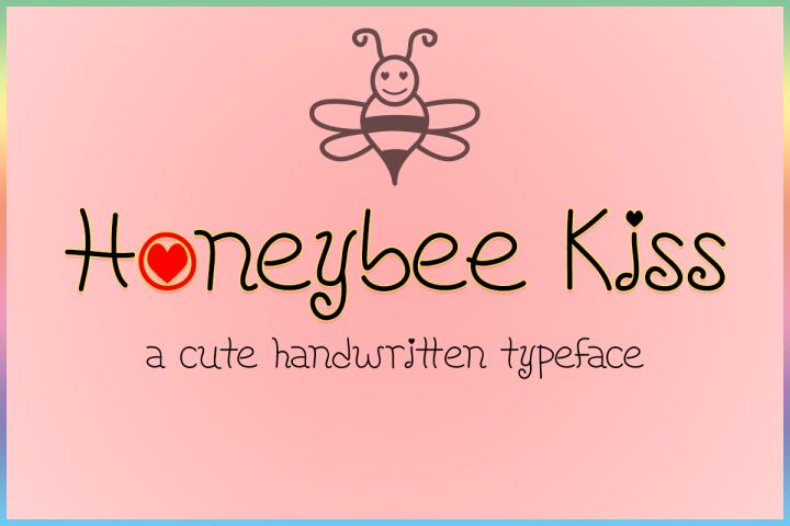 Honeybee Kiss