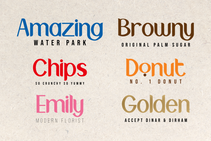 Crown - Free Font of The Week Design7