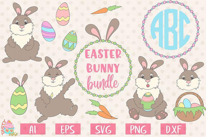 Easter Bunny Bundle - Easter Designs