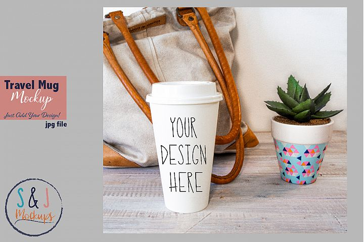 Coffee cup mockup photo, mockup for clipart