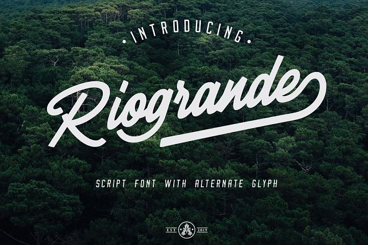 Riogrande Script