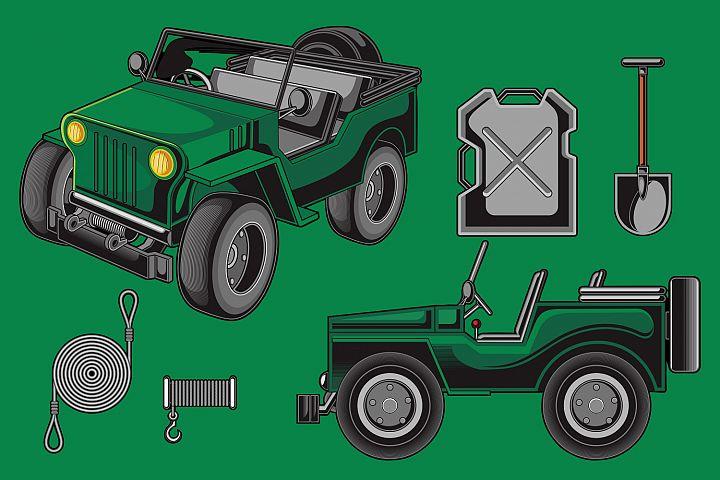 Truck Vector Pack