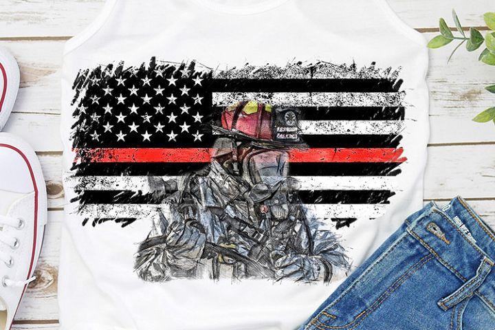 firefighter png dpi 300