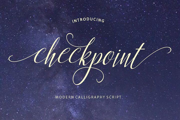 Checkpoint Script