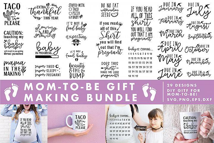 Maternity Quote Bundle | 29 designs! HUGE!!