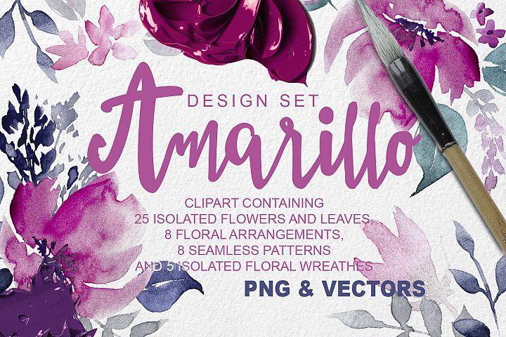 Amarillo Design Set
