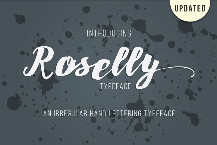 roselly Font