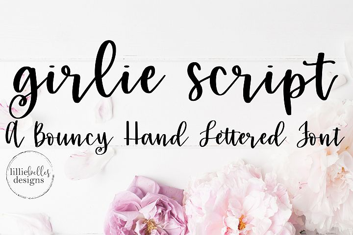 Girlie Script