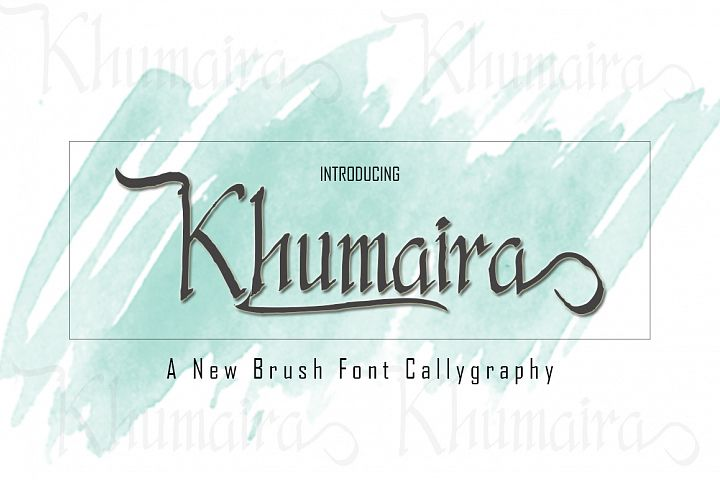 Khumaira Brush