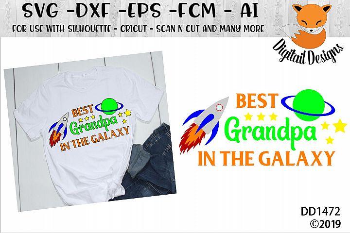 Best Grandpa In The Galaxy