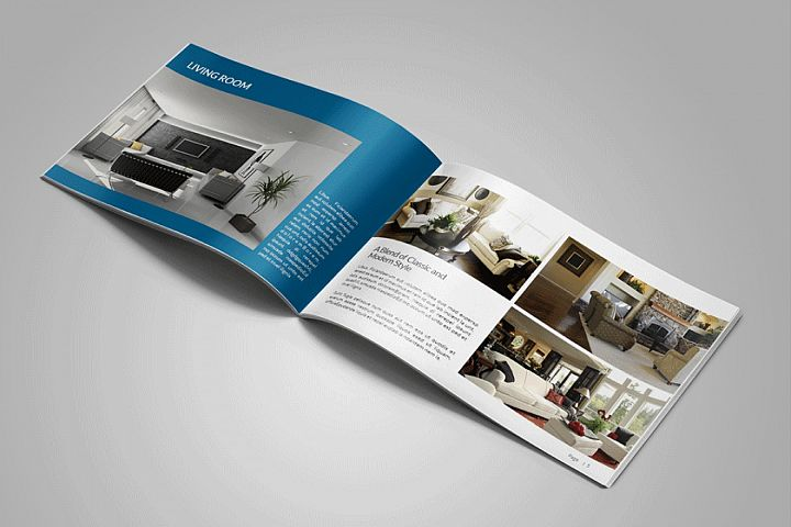 Simple Interior Catalog example 2