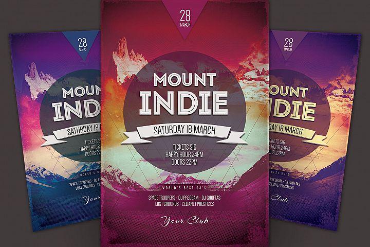 Mount Indie Flyer