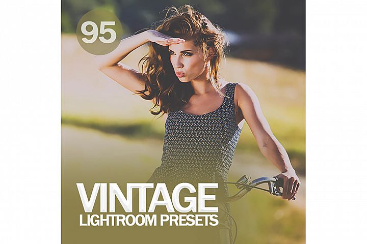 95 Vintage Lightroom Presets