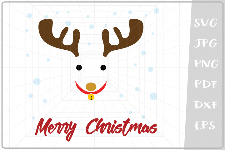 Boy Raindeer svg, Merry Christmas svg, Christmas svg
