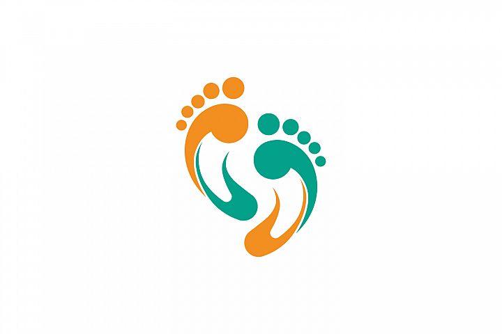 Fists Steps Logo