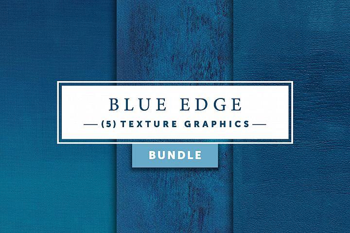 Blue Edge Bundle | Texture Graphics