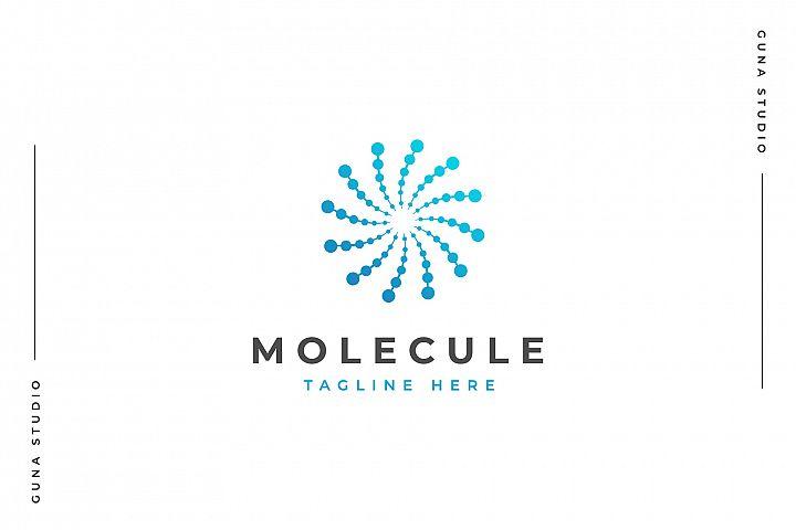 Molecule - Logo Template