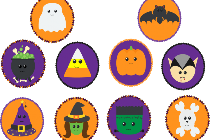 Halloween Icon Set