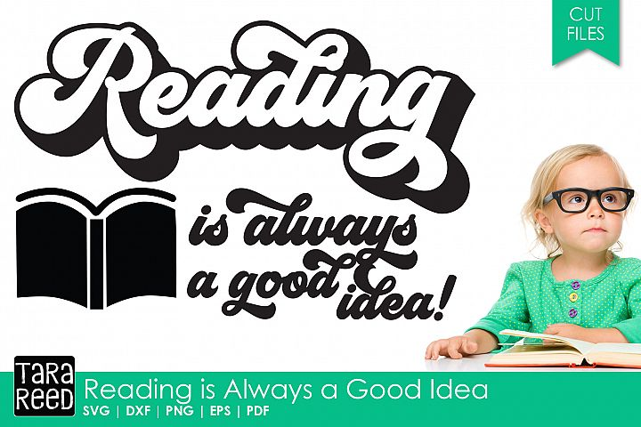 Reading is Always a Good Idea - Reading SVG and Cut Files