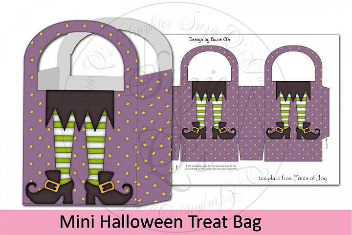 Mini Halloween Gift Bag
