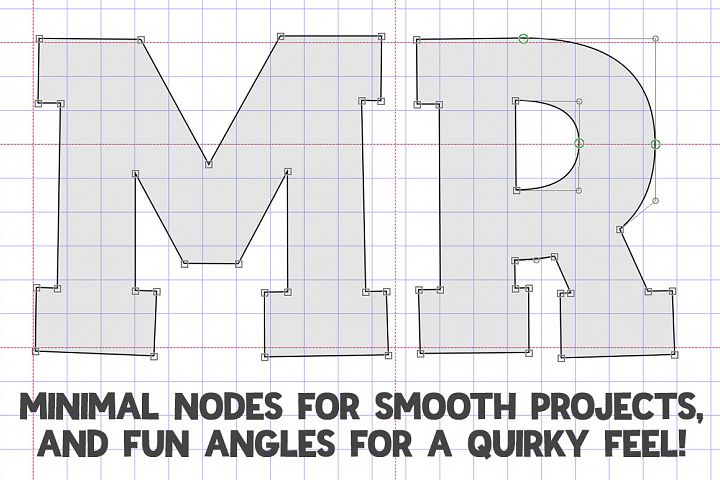 Sportsball - fun font with alternates! example image 7
