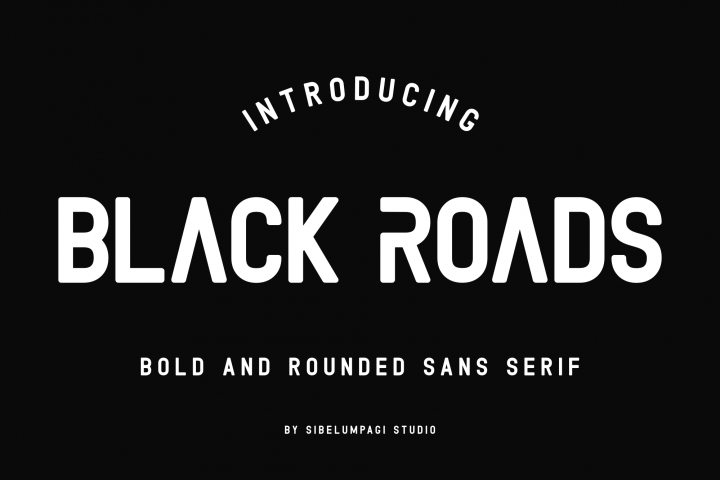 Black Roads example image 15