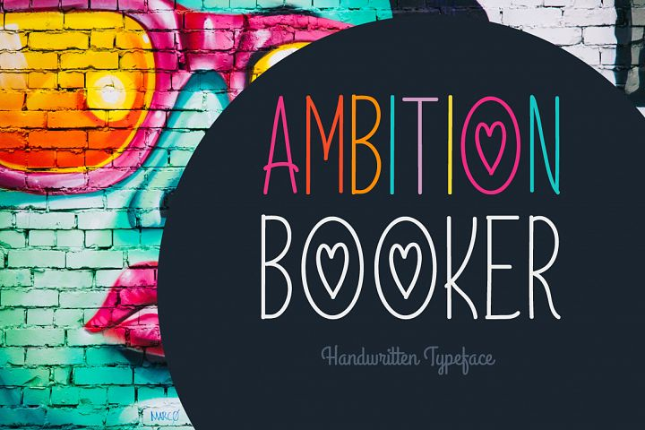 Ambition Booker